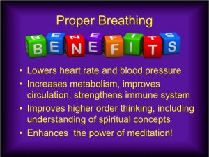 Breathe-benefits