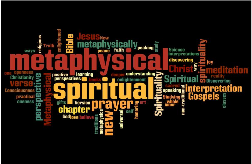 Metaphysical Interpretation Of Scriptured More