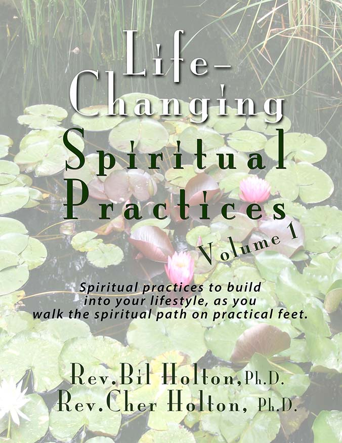 Life-Changing Spiritual Practices,Volume 1 Image