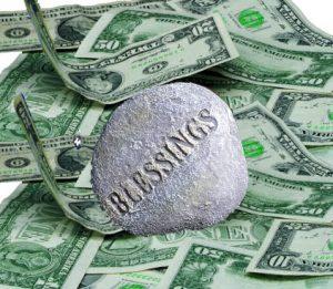 money-blessing