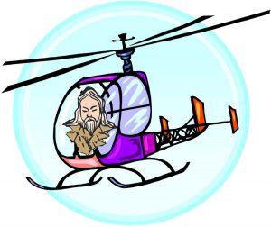 helicopter-god