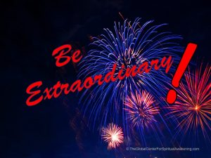 Be Extraordinary-Independence