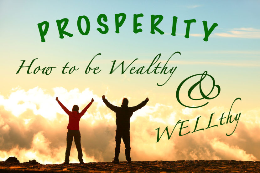 Prosperity-Wealthy-WELLthy-2People-dreamstime_l_45746608