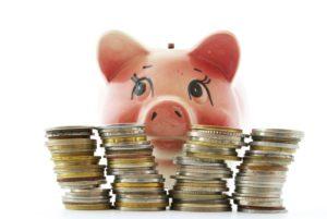 Piggy Bank-dreamstimefree_6861723