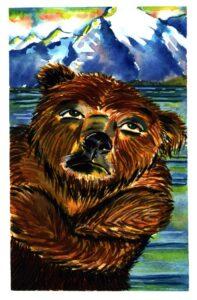 Artsy-bear