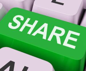 Share-key-flicker