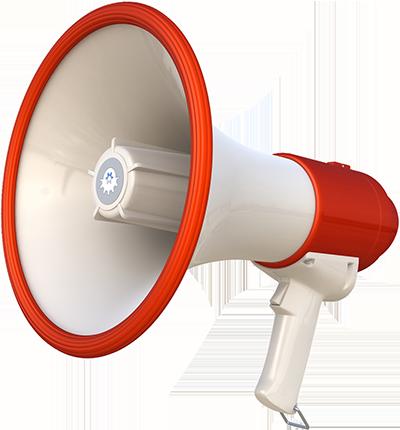 Announcing-megaphone-transparent-ca109790358